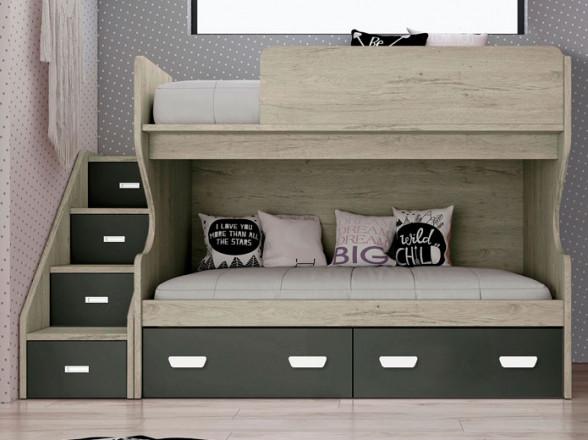 Dormitorio Rústico Colonial 28