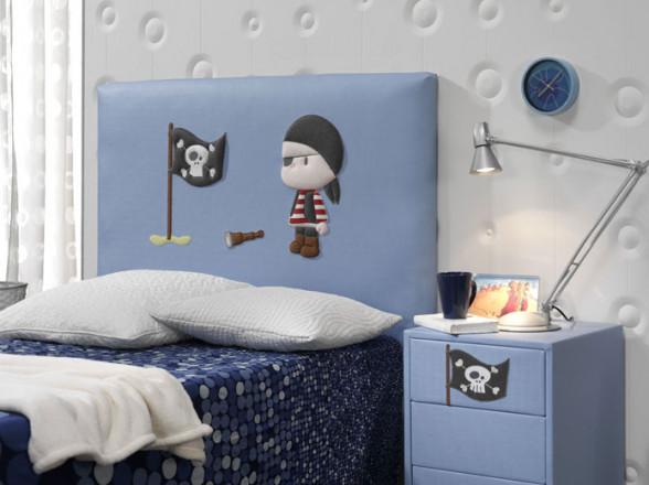 Dormitorio Juvenil Modelo Cube 3