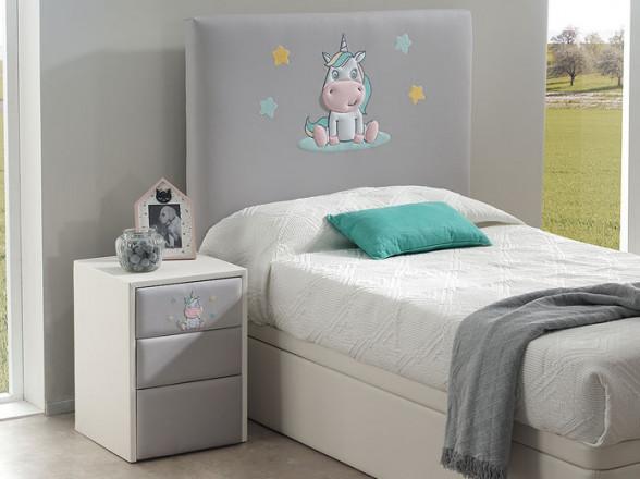 Dormitorio Juvenil Modelo Cube 7