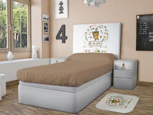 Dormitorio Infantil Modelo Bebé 1