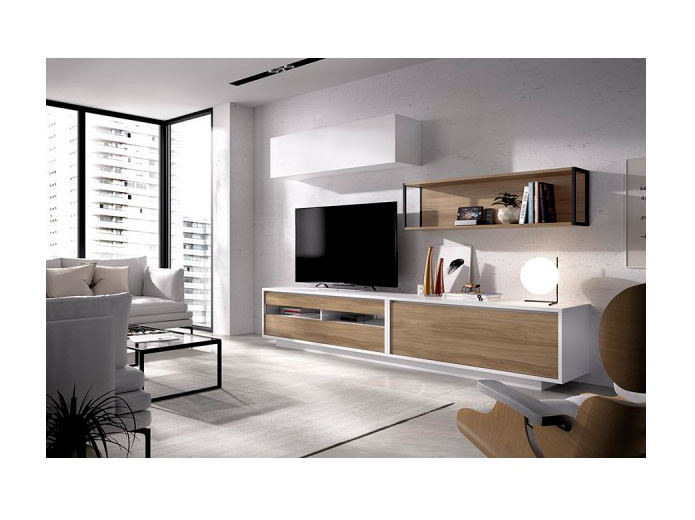 Salones modernos amplio catalogo muebles valencia madrid - Salones aqualandia valencia ...