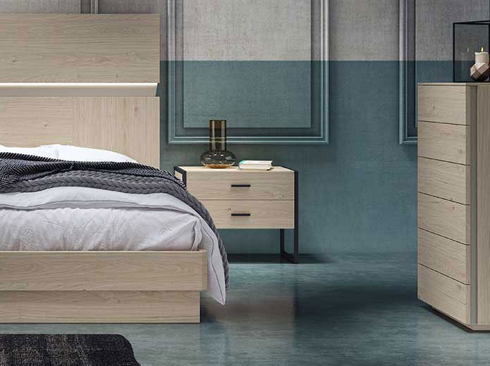 Dormitorio Moderno 5