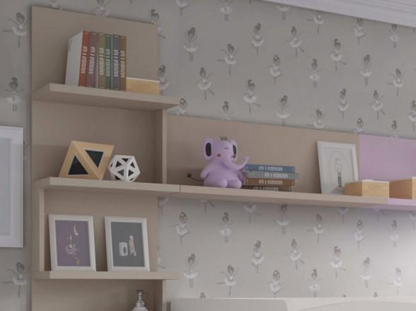 Dormitorio Juvenil Moderno 98