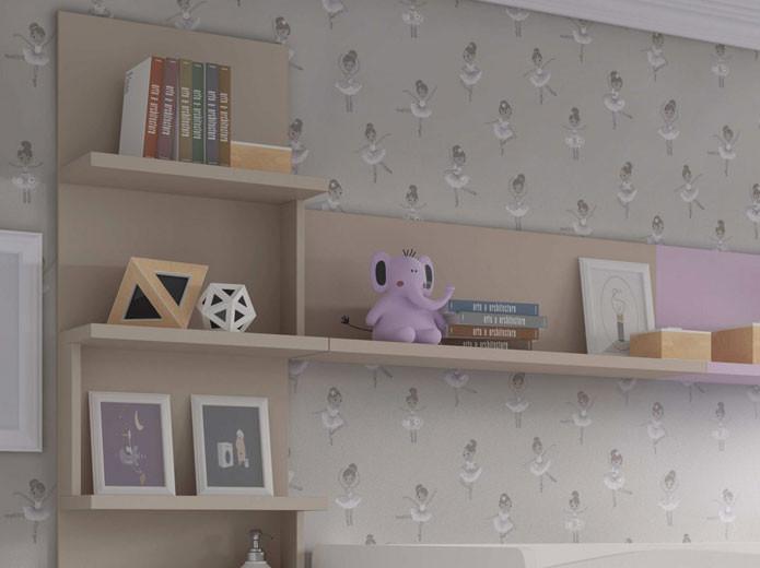 Dormitorio infantil dormitorios juvenil online muebles for Muebles infantiles valencia