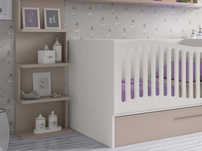 Dormitorio Juvenil Moderno 99