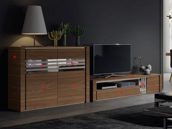 Salón Luxury Modelo 22