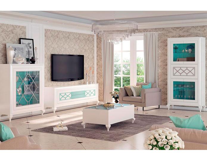 Salón Luxury Modelo 42