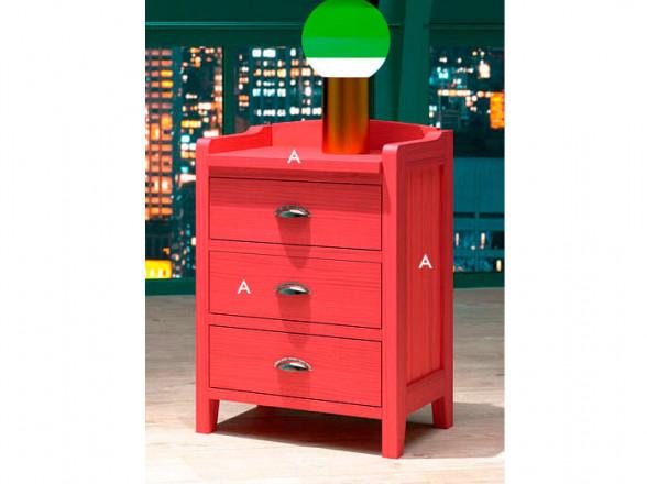 Dormitorio Juvenil Moderno 1