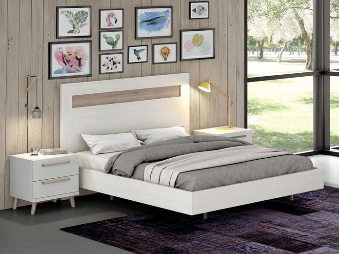 Dormitorio Modelo Colonial 12