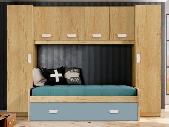 Dormitorio Juvenil Modelo Torrente 18