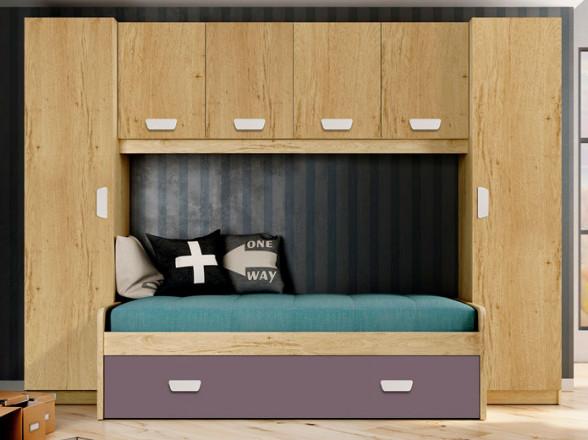 Dormitorio Juvenil Modelo Torrente 19