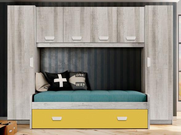Dormitorio Juvenil Modelo Torrente 20