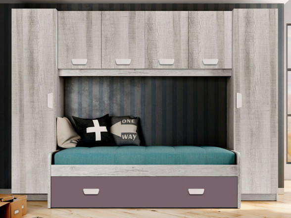 Dormitorio Juvenil Modelo Torrente 22