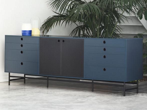 Conjunto de muebles de jardín