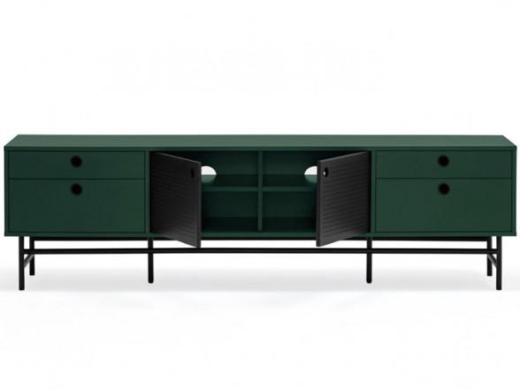 Conjunto de mesa y sillas de aluminio