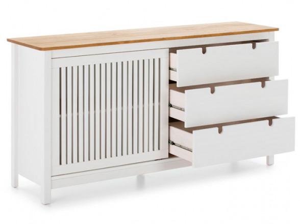 Conjunto sofás para jardín