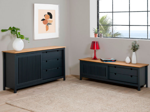 Sofá de 3 plazas de cuerda