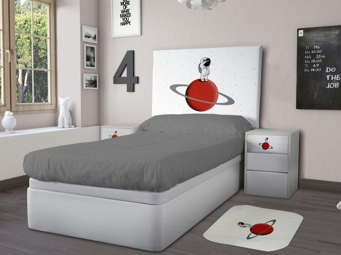 Dormitorio Infantil Modelo Bebé 7