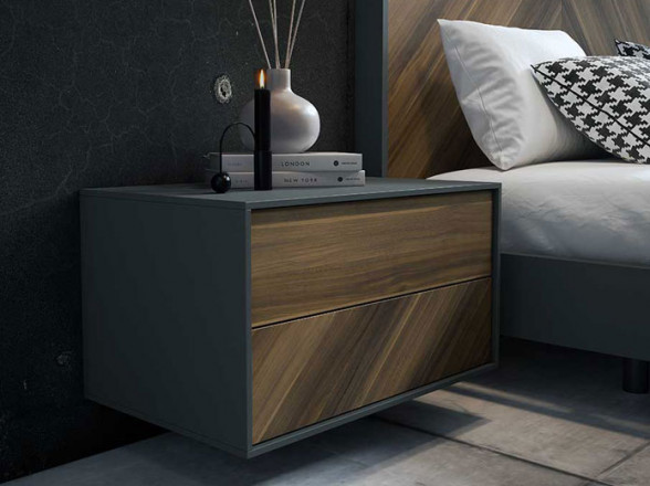 Dormitorio Moderno 61 en Muebles Valencia de Madrid