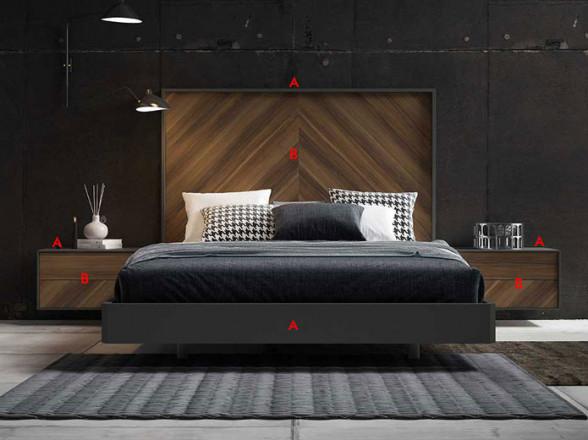 Dormitorio Modelo 62