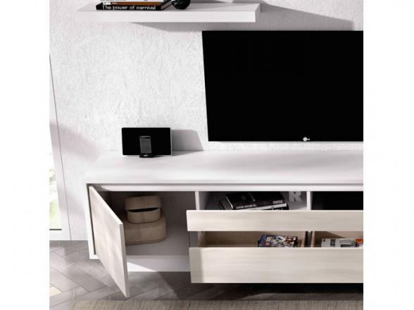 Dormitorio Moderno 63 en Muebles Valencia de Madrid