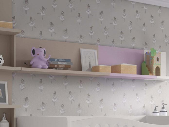 Dormitorio Juvenil Moderno 97