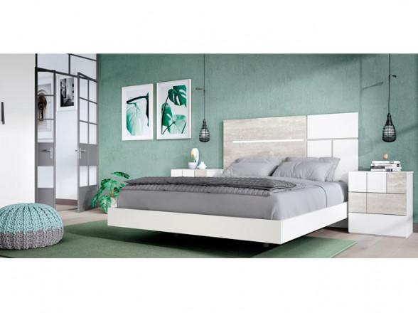 Dormitorio Juvenil Rústico Colonial 51