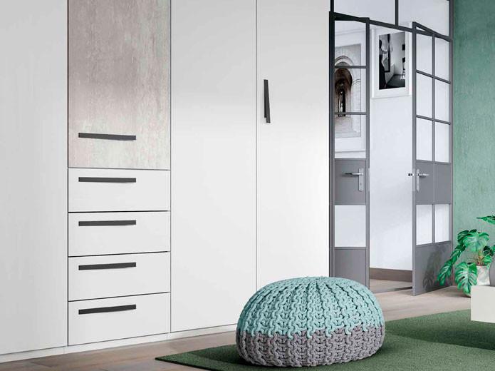 Dormitorio Juvenil Rústico Colonial 52