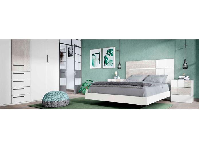 Dormitorio juvenil r stico colonial 53 en muebles valencia en madrid - Muebles rusticos madrid ...