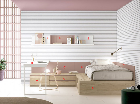 Chaiselongue Modelo 56