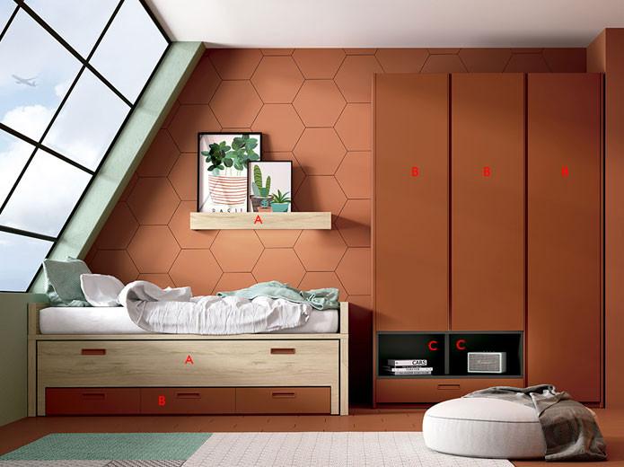Sill n relax modelo 17 en muebles valencia en madrid for Sillon relax madrid