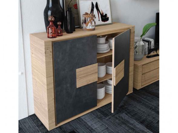 Salón Luxury Modelo 14 en Muebles Valencia de Madrid