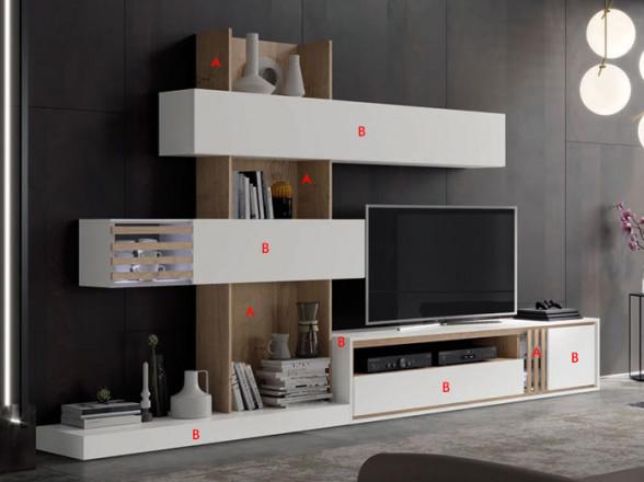 Dormitorio Luxury Modelo 20