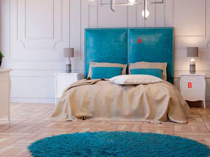 Dormitorio Clásico 236