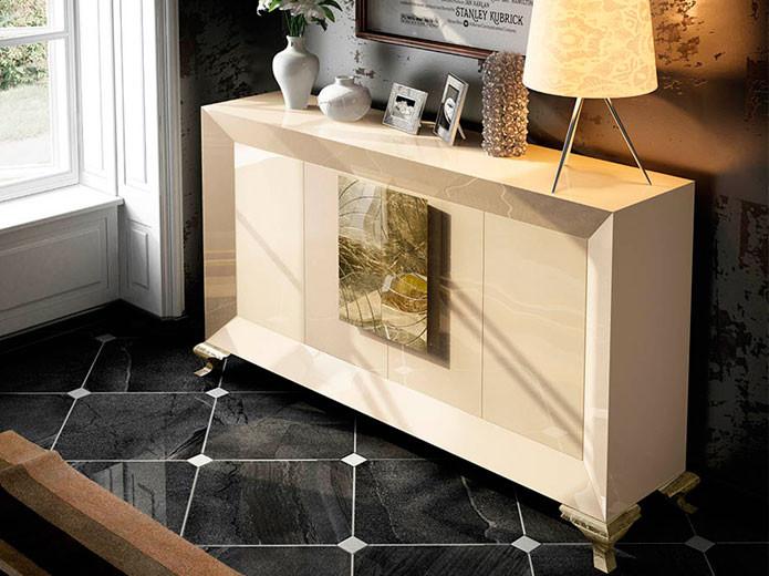 Mesa auxiliar de estilo oriental en muebles valencia en madrid - Muebles de estilo oriental ...