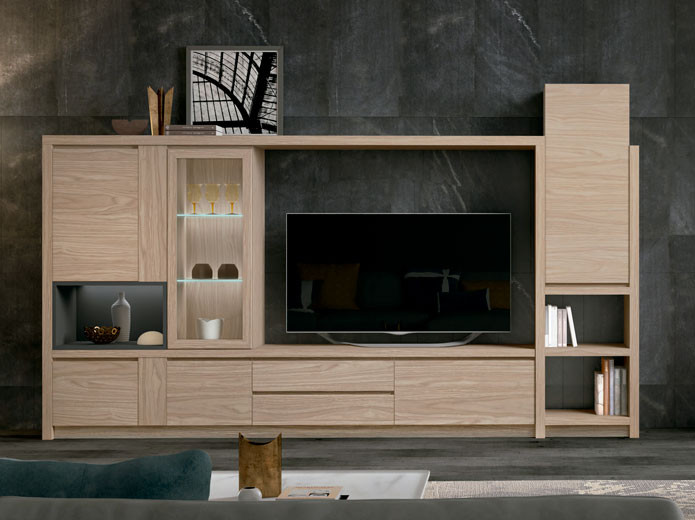 Outlet sof chaise longue motorizado muebles valencia for Sofas outlet valencia
