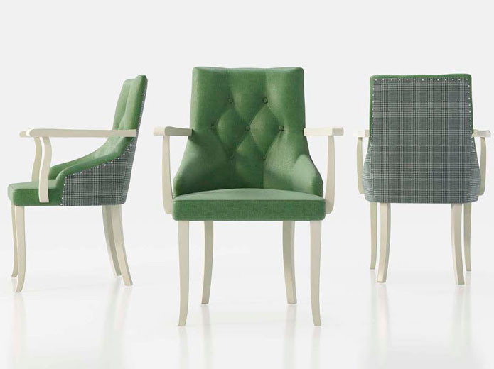 Sill n relax modelo 54 en muebles valencia en madrid for Sillon relax madrid
