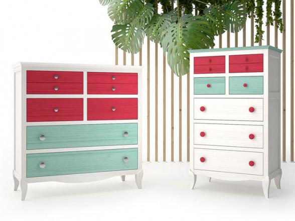 Dormitorio Juvenil Moderno 154