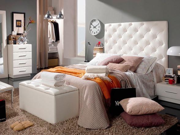 Dormitorio Juvenil Moderno 158