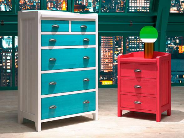 Dormitorio Juvenil Moderno 160