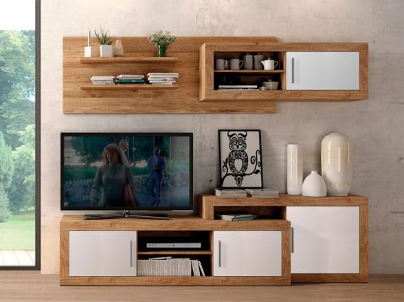 Dormitorio Modelo Colonial 1 en Muebles Valencia de Madrid