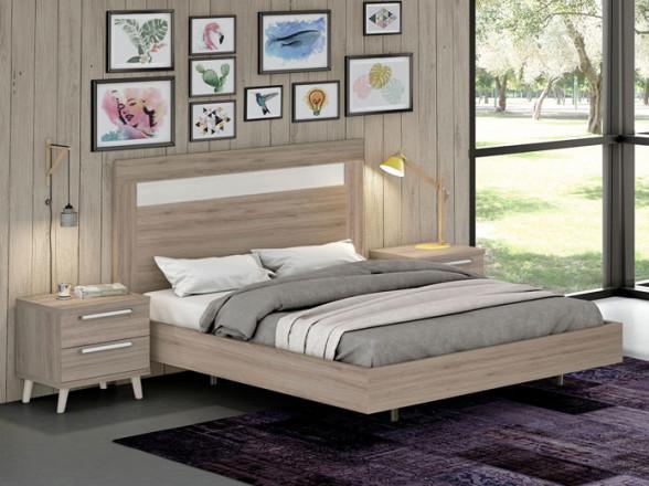Dormitorio Modelo Moderno 1