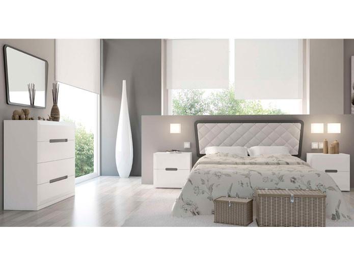 Dormitorio contempor neo 1 en muebles valencia en madrid for Muebles de dormitorio contemporaneo