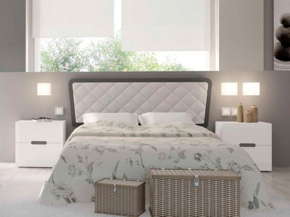 Dormitorio Contemporáneo en Madrid