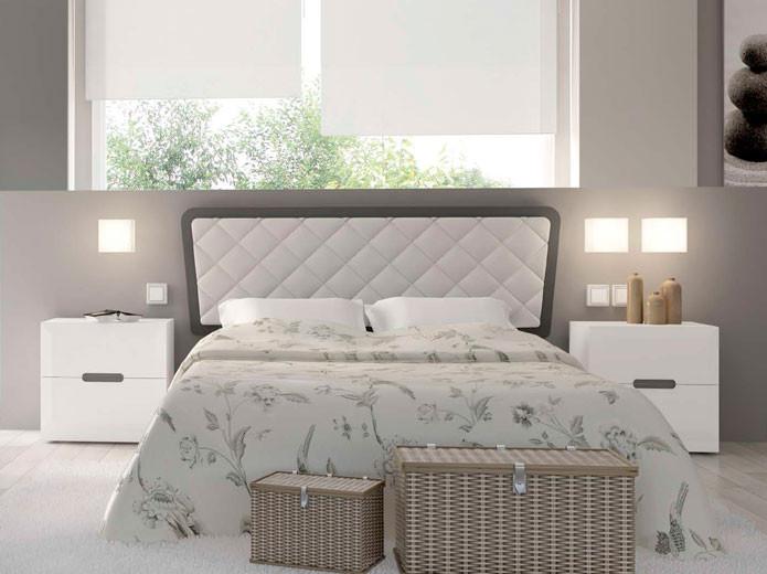 Dormitorios de matrimonio estilo contempor neo muebles for Muebles de dormitorio contemporaneo