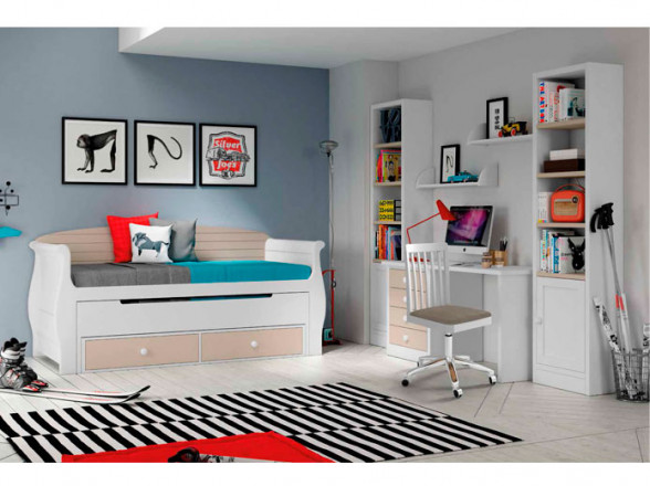 Dormitorio Infantil 62 en Mostoles en Madrid