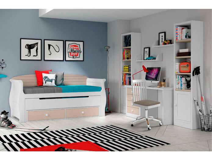Liquidaci n dormitorios infantiles modernos madrid for Liquidacion muebles valencia