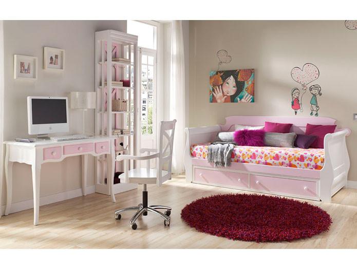Habitacion juvenil con Litera Juvenil 7 en Mostoles, Madrid