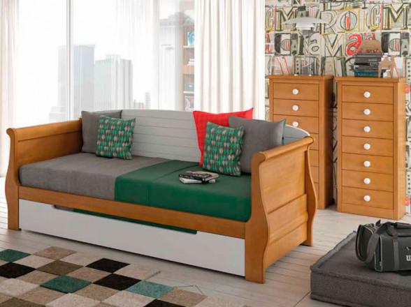 Cama Abatible 3 para habitación juvenil en Mostoles, Madrid