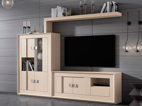 Dormitorio Moderno de matrimonio 13 en Mostoles, Madrid